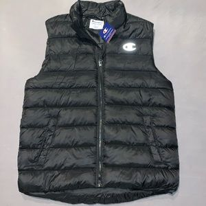 Champion authentic athleticwear puffer vest